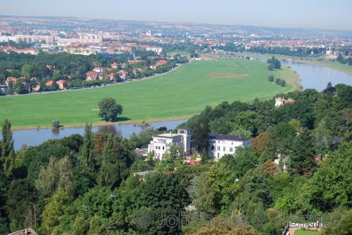 Ansicht des Objektes vom Luisenhof
