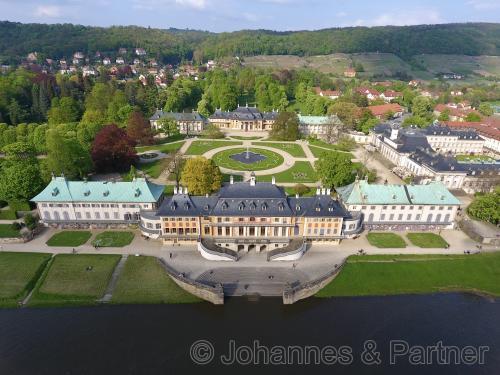 nur 5 Minuten bis Schloss Pillnitz