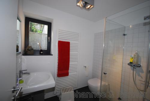 Gäste-Bad im Erdgeschoss