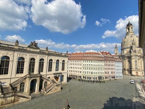Frauenkirche und Neumarkt