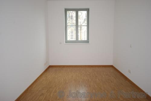 Zimmer mit Blick zur Frauenkirche