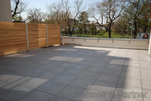 große Terrasse - Sondernutzungsfläche