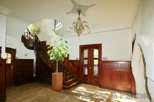 Entree im Erdgeschoss des Hauses (Gemeinschaftsfläche)