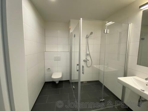 Gäste-Bad mit Dusche