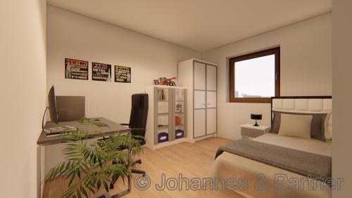 Zimmer (Illustration)