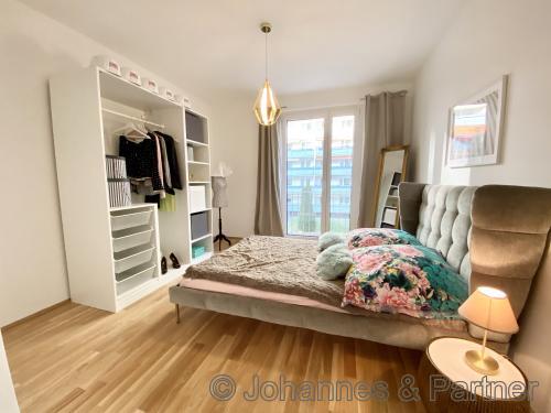 Beispiel Schlafzimmer (Musterwohnung)