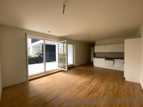Foto aus der baugleichen Wohnung im Erdgeschoss