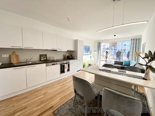 Beispiel Küche (Musterwohnung)