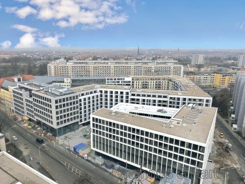 aktuelles Luftbild des Güntzareals (Ende Januar)