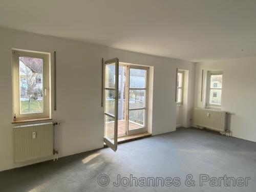 Wohnzimmer  (vor Renovierung)