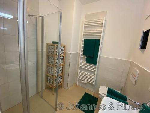 Bad mit Dusche (Beispielfoto)