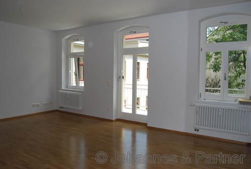 Teil des großen Wohnzimmers